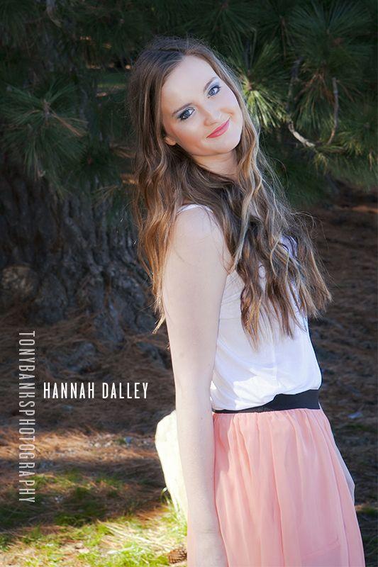 MAKEUP - ROAD TO BEAUTY.  Photographer - Tony Banks. Lovely Hannah!