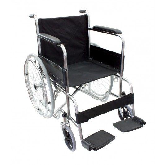 Silla de ruedas plegable con rueda grande. #antiescaras. #Silladeruedas #movilidad #accesibilidad #escaras #terceraedad #mayores #discapacidad #ortopedia #ortopediaplus