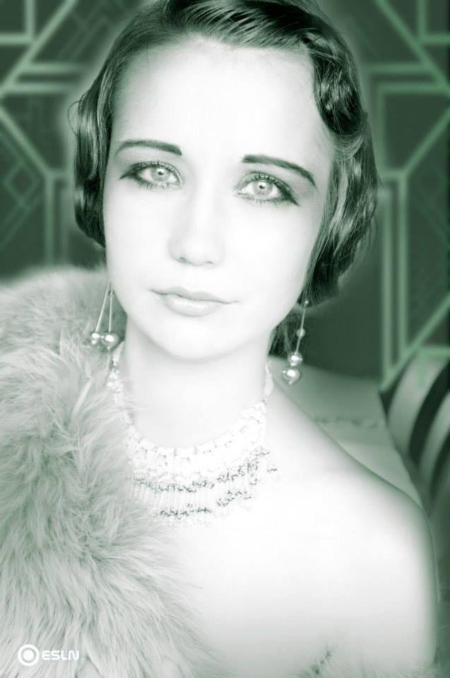 art-deco beauty face visage, vogue, model