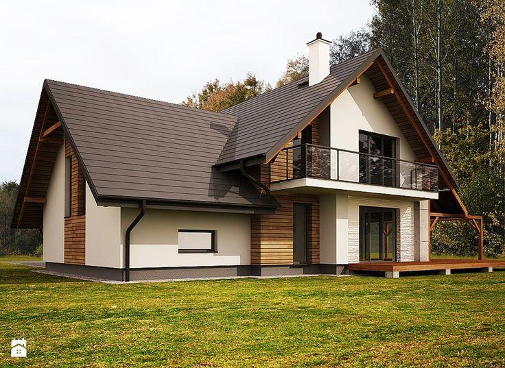 Domy styl Tradycyjny Domy - zdjęcie od 3ESDESIGN