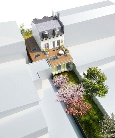 256 best Rozbudowy   Przebudowy images on Pinterest Arquitetura