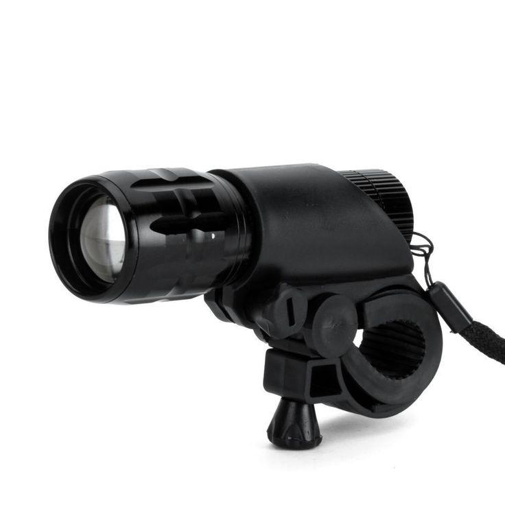 New Bicycle Light 7 Watt 2000 Lumens 3 Mode Bike Q5 LED Bike Light lights Lampp Front Torch Waterproof lamp + Torch Holder BL000