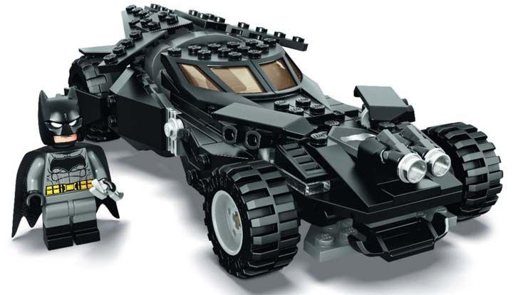 Mobil Lego Batman