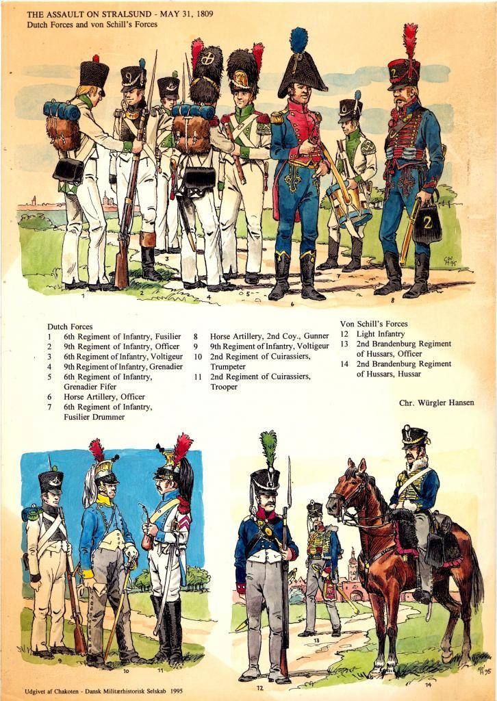 "Studio ""Siberia"" forum --- Forum: Napoleonic wars / Наполеоновские войны --- Thread: <B>THE ASSAULT ON STRALSUND 1809</B>"