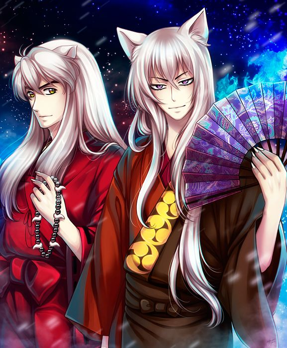 542 Best Inuyasha Kamisama Images On Pinterest: 42 Best Images About Anime/watercolor On Pinterest