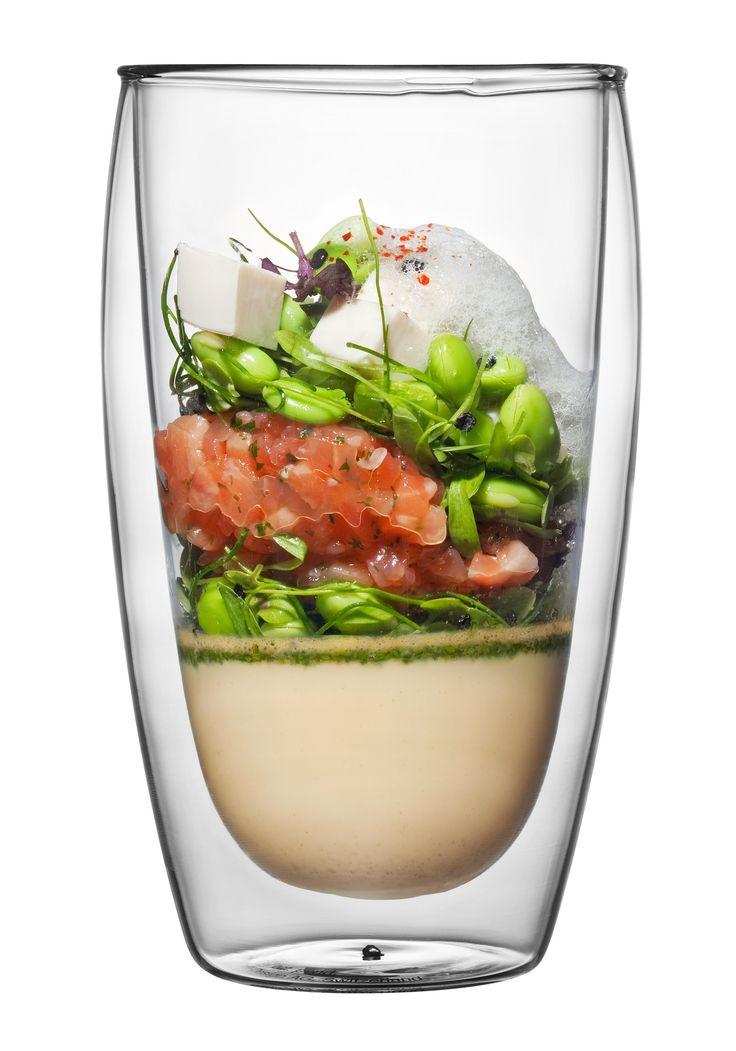 Beauty Food Design Garden in the Glass