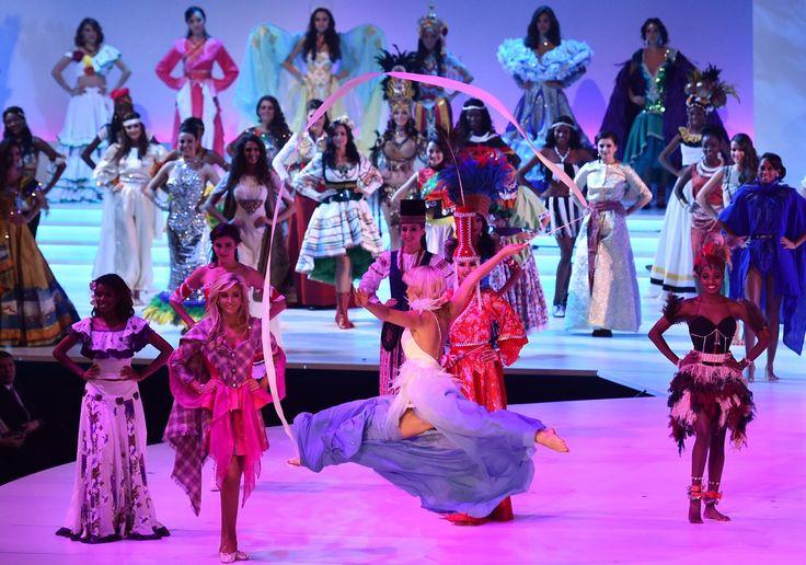 Η Μις Νότια Αφρική Rolene Strauss είναι η Μις World 2014