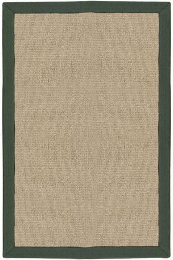 Athena Area Rug with Border - Natural Fiber Rugs - Transitional Rugs - Rugs | HomeDecorators.com