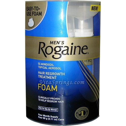 Rogaine es un producto diseñado para hombres que quieren ver resultados rápidamente. Rogaine es un producto fácil de usar. Debe ser aplicado dos veces al día directamente sobre el cuero cabelludo seco. Se ha demostrado a nivel médico que es el primer y único medicamento que, sin requerir receta médica, detiene la caída de cabello hereditaria. http://rogaine-minoxidil.org