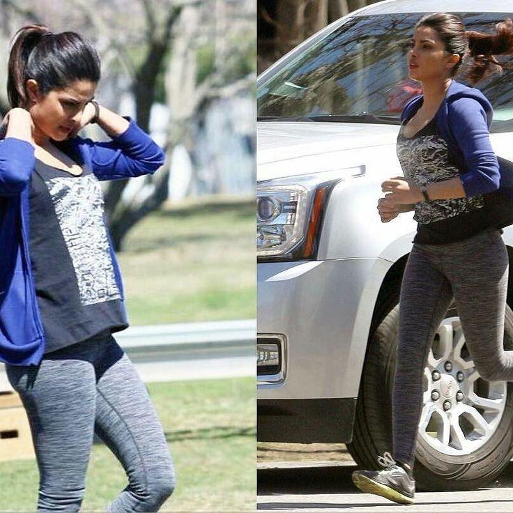 @Regrann from @pcourheartbeat -  Priyanka spotted in Montreal shooting for the finale #quantico #PriyankaChopra #alexparrish #hollywood #bollywood #baywatch #Regrann by priyankachoprazz