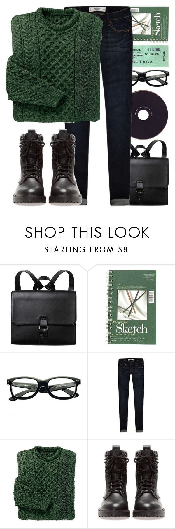 """""""N.8"""" by jreisch ❤ liked on Polyvore featuring Monki, Abercrombie & Fitch and Pull&Bear"""