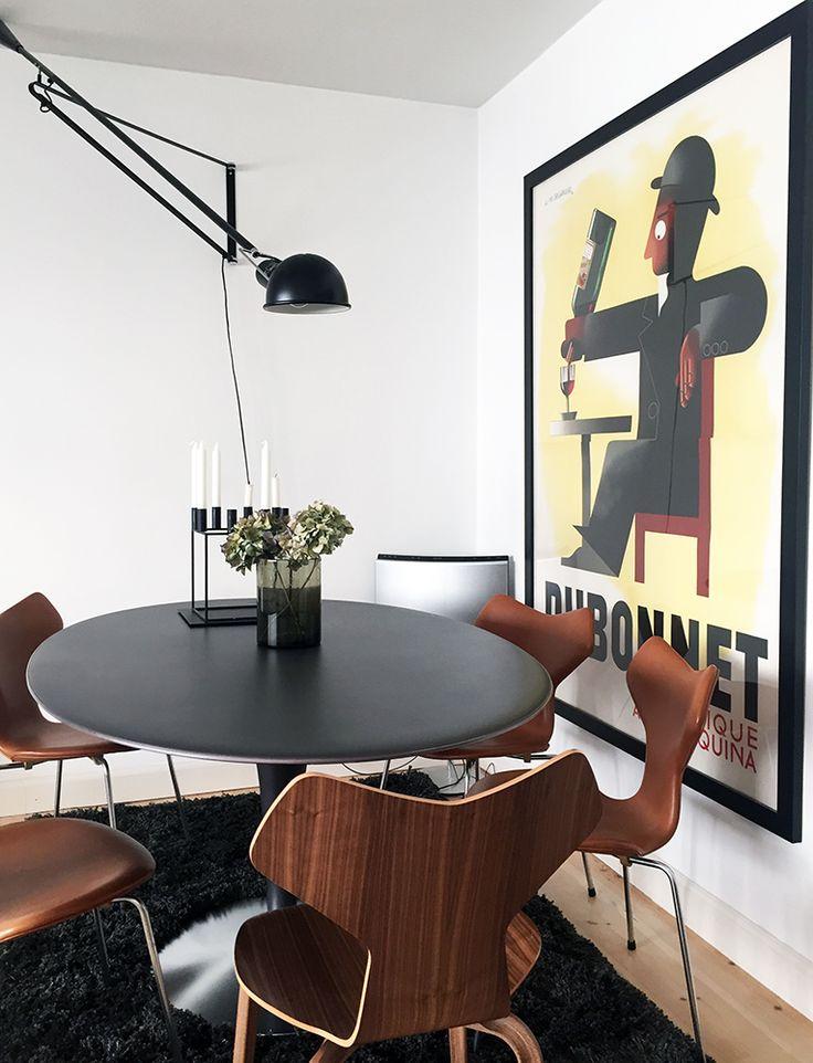 Hjemme hos Stephanie Vallentin-Hansen: Moderne klassikere