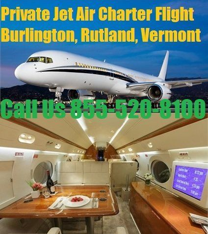 Book a Private Jet Air Charter Flight Burlington, VT Plane Rental Company #wysseoagency #privatejet