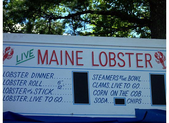 """This article explores the etymology of the term """"lobster pound,"""" uniquely used on the Maine coast, and why it's important to lovers of that crustacean, especially on a roll."""