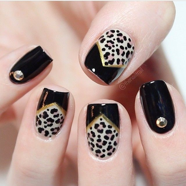 Credit to @thenailtrail  #nails2inspire