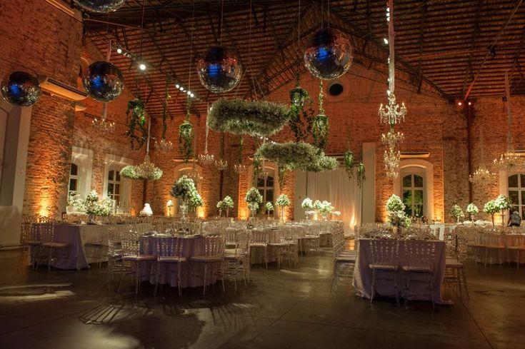 Blog Meu Dia D - Casamento Bruna - Decoração Branca e Verde Clássica (27)