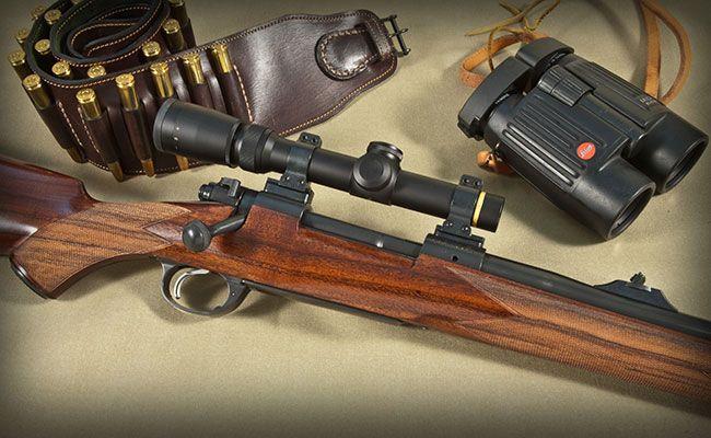 Custom Wood Stock Remington 783
