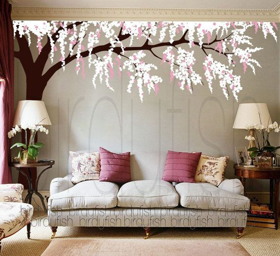 17+ Best Ideas About Cherry Blossom Decor On Pinterest
