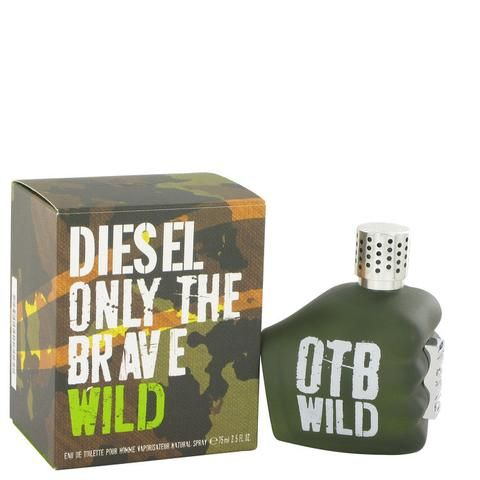 Only The Brave Wild Cologne starting at $50.40 #diesel #cologne at @londonopulence