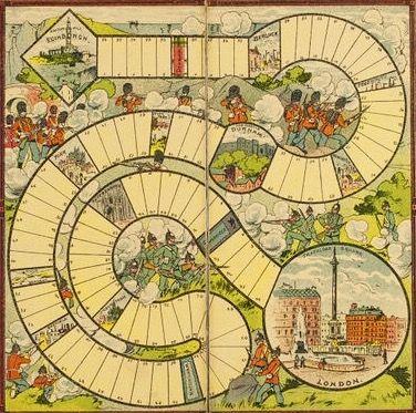 Vintage board game