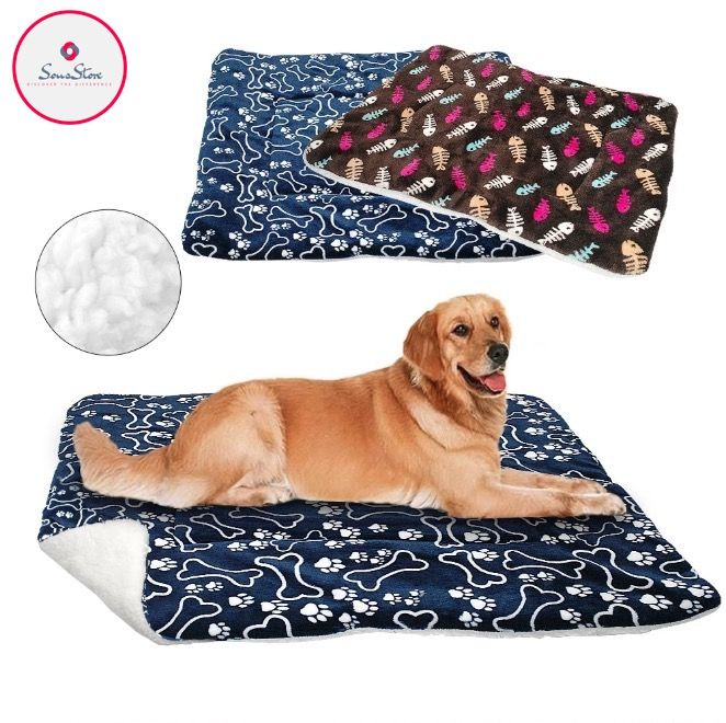 Winter Dog Bed Cushion Blanket Dog Bed Mat Blanket Dog Bed Pet Cushions
