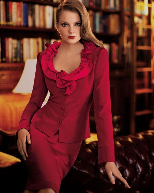 Skirt Suits For Women Two Piece Suits For Women Pinterest Woman
