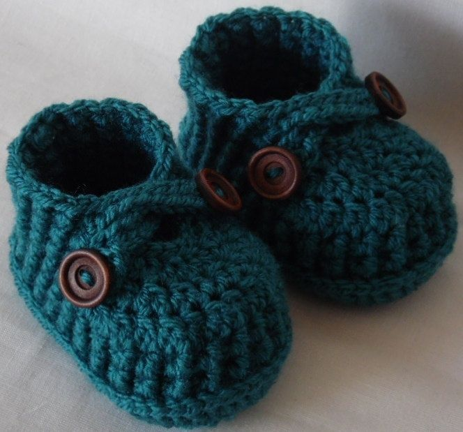 17 Best images about Baby Shoes Saartje s Crochet on