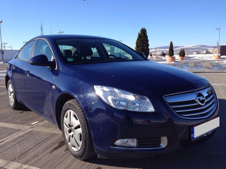 Opel Insignia 2.0 CDTI, cutie manuala 6 viteze
