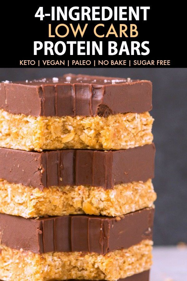 Homemade Low Carb Protein Bars Paleo Keto Vegan Recipe Low Carb Protein Bars Protein Bar Recipes Low Carb Protein