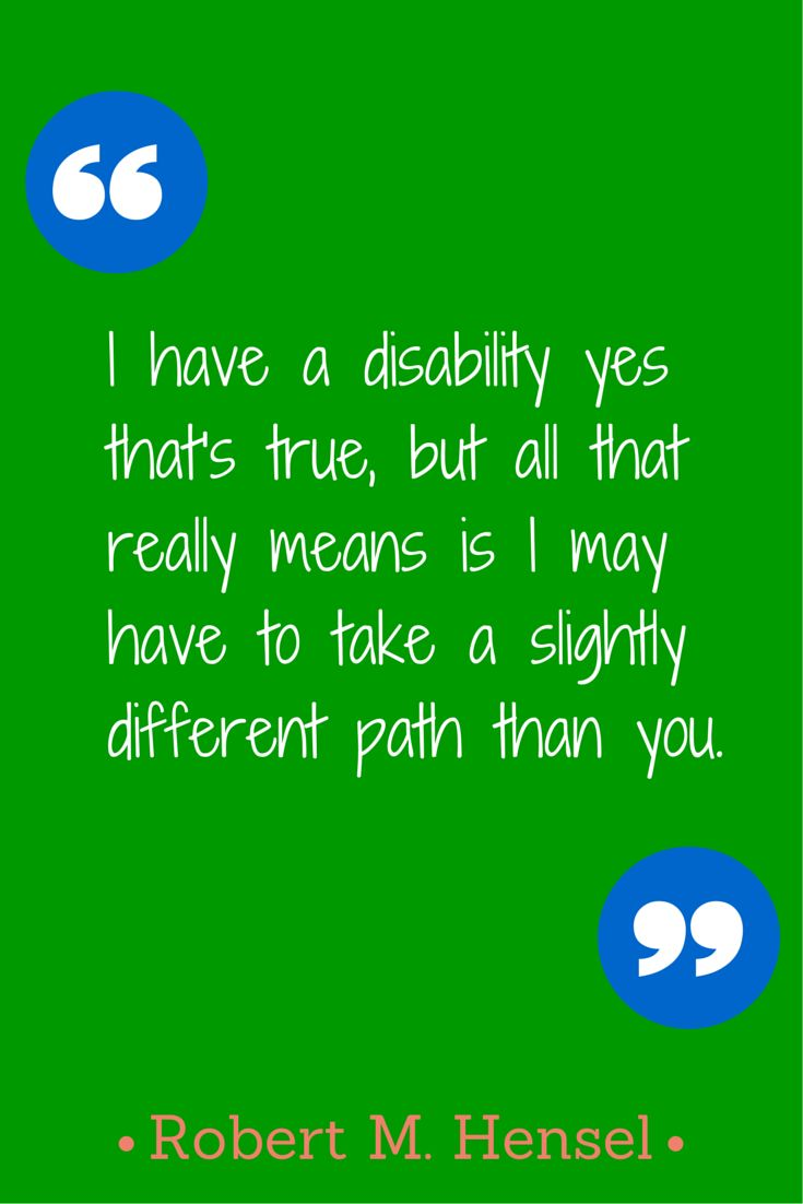 Quotes About Disabilities 90 Best Inspiring Quotes Images On Pinterest  Disability Quotes