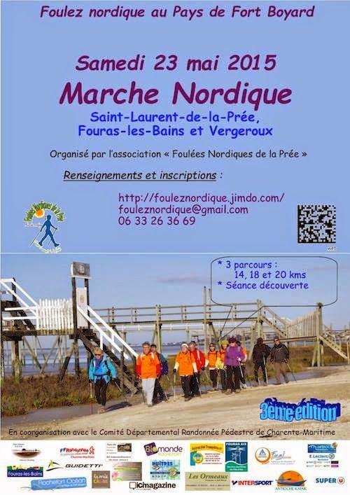 Nordic Walking Competicion: INFORMACIÓN DE PRUEBAS