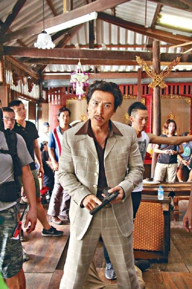 Chasing the Dragon : Nouvelles photos du prochain film de Donnie Yen