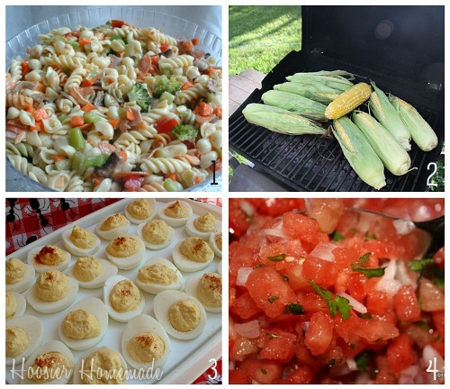 cook out ideas great for any party