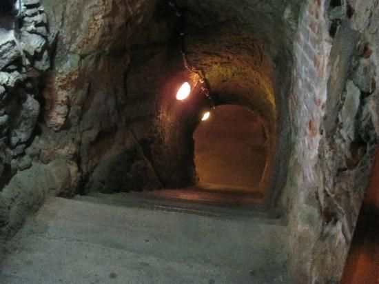Tabor Tunnels - Czech Republic