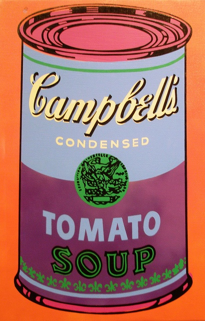 Andy Warhol 'Campbell's Soup', 1965, Milwaukee Museum of Art, Milwaukee, Wisconsin by hanneorla, via Flickr