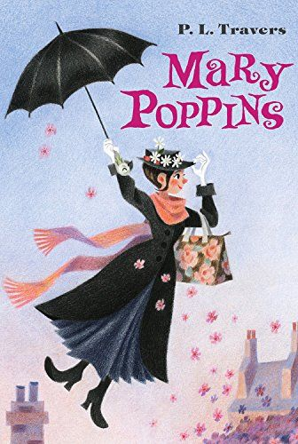 Mary Poppins books - there are eight books in the series and they were published between 1934 - 1988.
