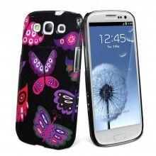 Carcasa Galaxy S3 por Ailanto para Vellutto - Mariposas  Bs.F. 184,94