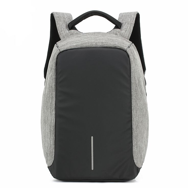 Anti-Theft Backpack With USB Charging //Price: $52.98 & FREE Shipping //     }