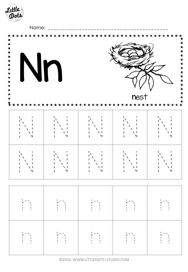 littledotseducation enzo tracing worksheets letter n printable alphabet letters. Black Bedroom Furniture Sets. Home Design Ideas