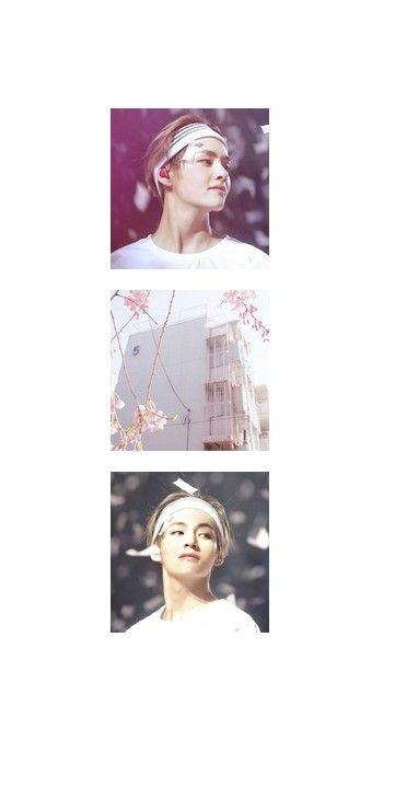 Taehyung aesthetic BTS kpop lockscreen