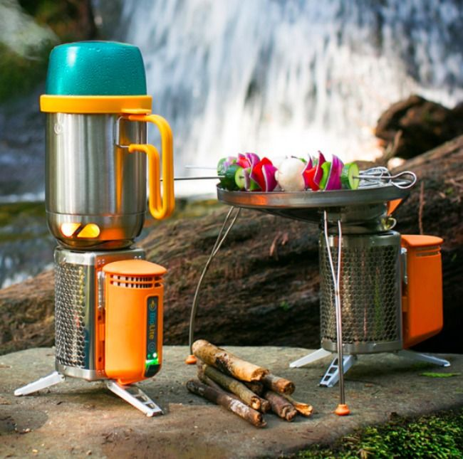 The 11 Best Cool Camping Gadgets