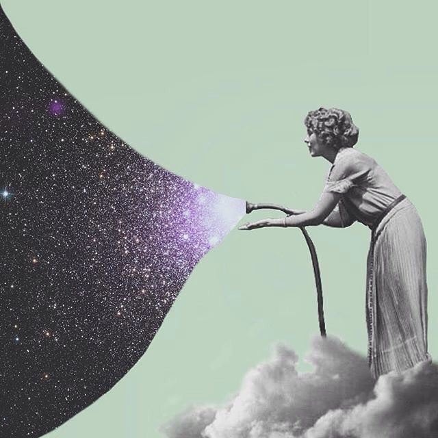 Collage Collective Co — @ehscapist #collageart #collageartist...