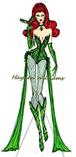 Hiedra Venenosa Fashion_ Por Hayden Williams