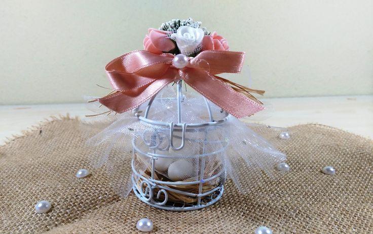 Cage Decorations  Wedding Gifts (Düğün Hediyeliği Kafes Süsleme)