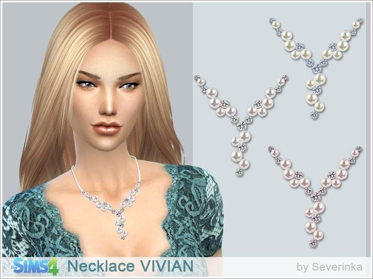 Severinka_'s Necklace VIVIAN