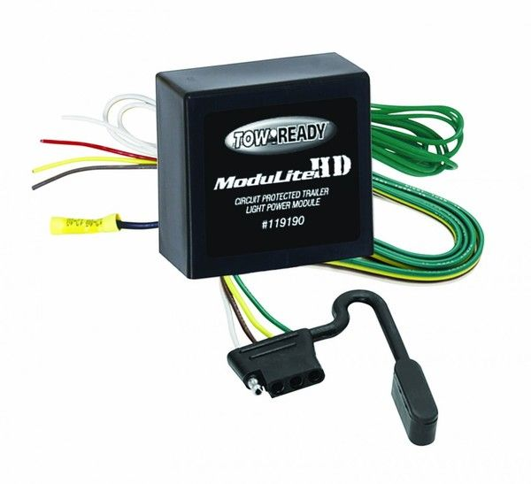 119190 --- ModuLite® HD Trailer Light Power Module with Circuit Protector