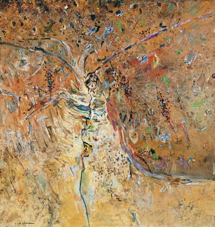 By Fred Williams, great Australian artist