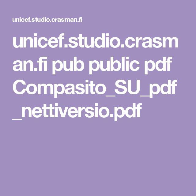 unicef.studio.crasman.fi pub public pdf Compasito_SU_pdf_nettiversio.pdf