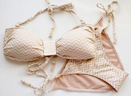 Chevron bikini: Swim Wear, Bathing Suits, Dream Closet, Swimwear, Bikinis, Swimsuits, Sweet Summertime, Summer Lovin