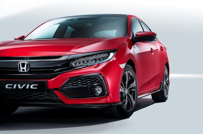 Nowa Honda Civic w Honda Krężel & Krężel